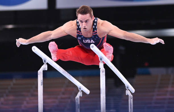 JPN: Tokyo 2020 - Gymnastics