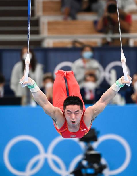 JPN: Tokyo 2020 - Gymnastics - Men