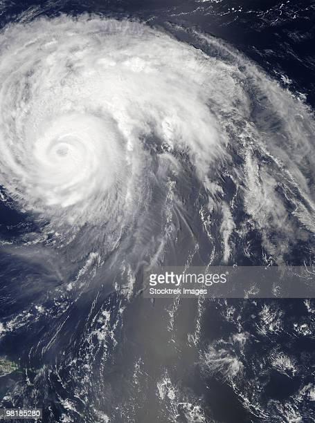August 21, 2009 - Hurricane Bill off Bermuda