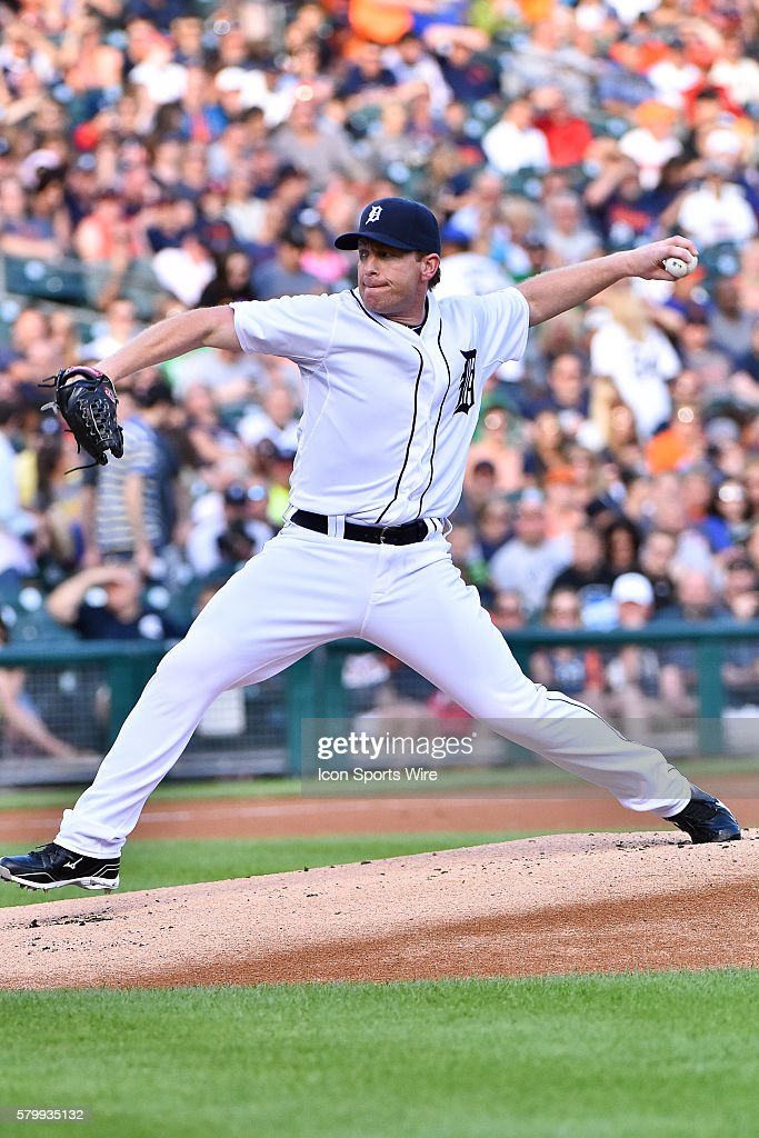 Detroit Tigers starting pitche...