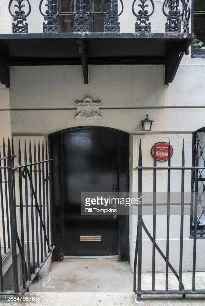 August 23rd MANDATORY CREDIT Bill Tompkins/Getty Images 237 East 48th street, the home of journalist Dorothy Thompson. Dorothy Celene Thompson was an...