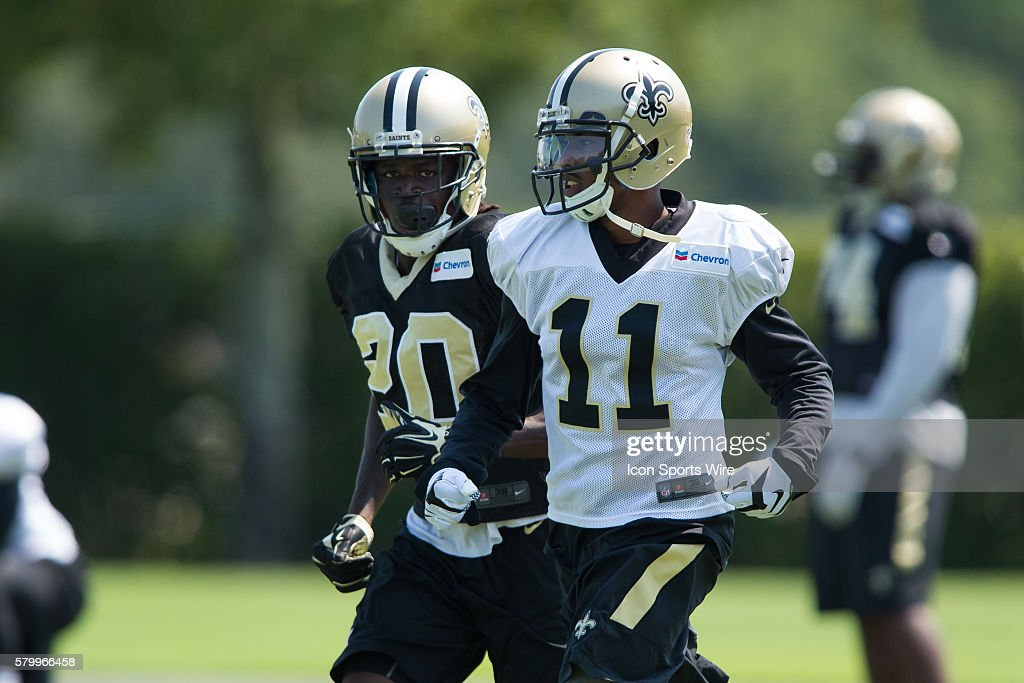 NFL: AUG 25 New Orleans Saints Training Camp Pictures | Getty Images