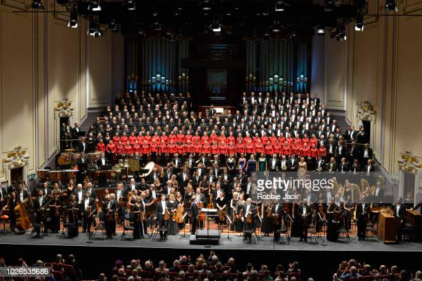 Daniel Harding with The Swedish Radio Symphony Orchestra Edinburgh Festival Chorus NYCoS National Girls Choir with soloists Tamara Wilson Ida Falk...