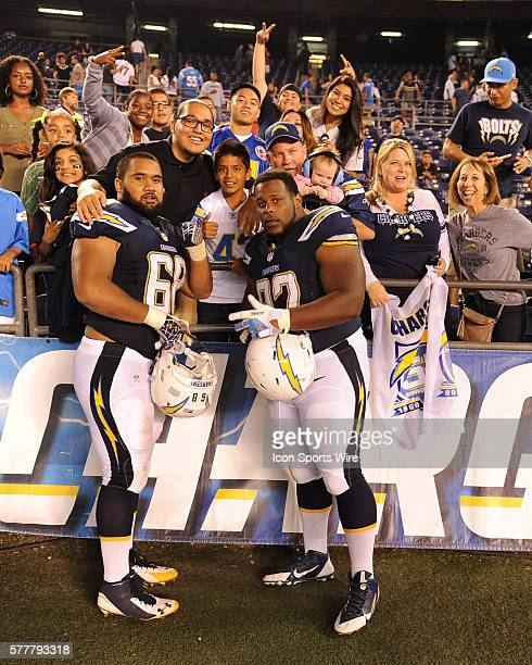 San Diego Chargers Defense: 60 Top Ryan Carrethers Pictures, Photos, & Images