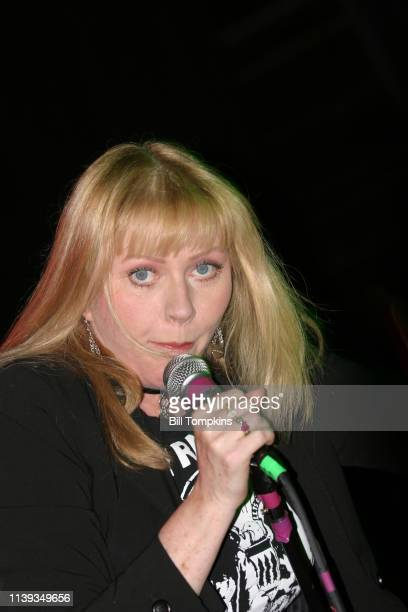 Bebe Buell on August 5 2004 in New York City