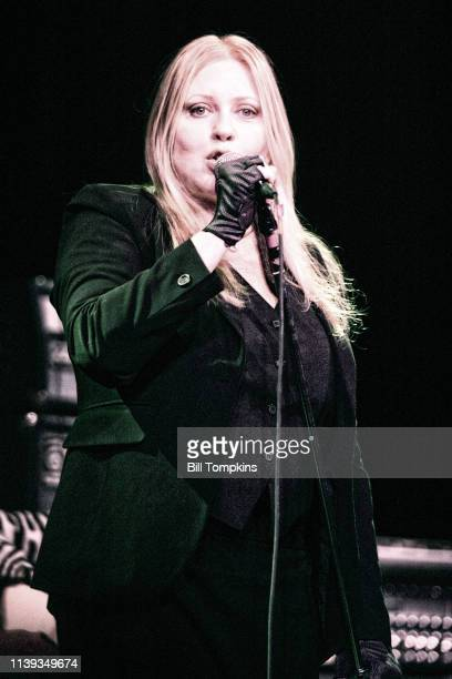 August 5, 2004]:Bebe Buell on August 5, 2004 in New York City.