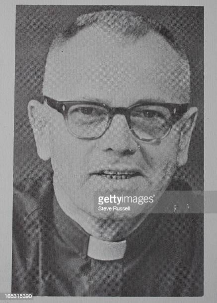 """August 6, 2010 A page tribute to Fr. William """"Hodgson"""" Marshall in Ted Holland's grade nine yearbook. Ted Holland was allegedly molested by Fr...."""