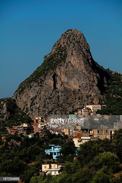 August 7th village of Ait El Kaid township of Agouni Gueghrane Algeria In the mountains Djurdjura stands a small village called Ait El Kaid leans on...