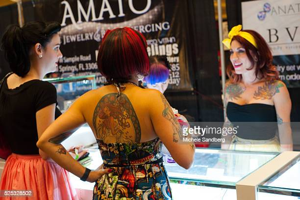 August 9, 2015 20th Annual South Florida Tattoo Expo with all proceeds benefitting Joe Dimaggio Children's Hospital