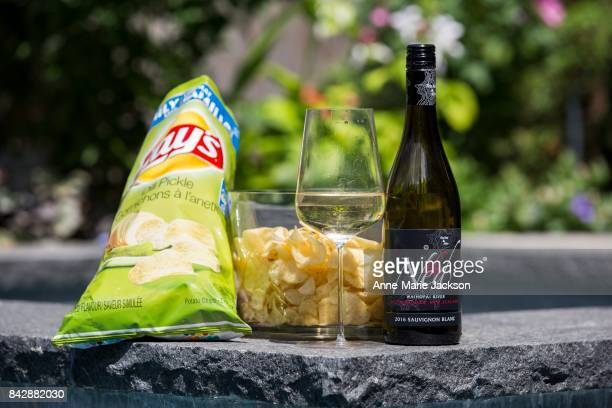TORONTO ON August 9 2017 2016 The Ned Sauvignon Blanc Waihopai River Marlborough New Zealand and Lay's Dill Pickle Potato Chips For column by Carolyn...