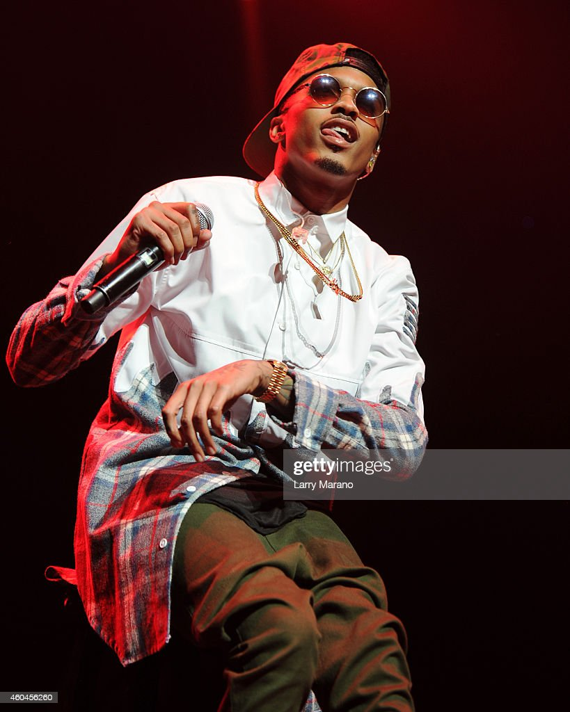 August Alsina Pictures And Photos Getty Images
