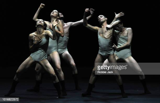 August]: Artists of the company in L-E-V Dance Company's production of Sharon Eyal's Love Chapter 2 as part of the Edinburgh International Festival...
