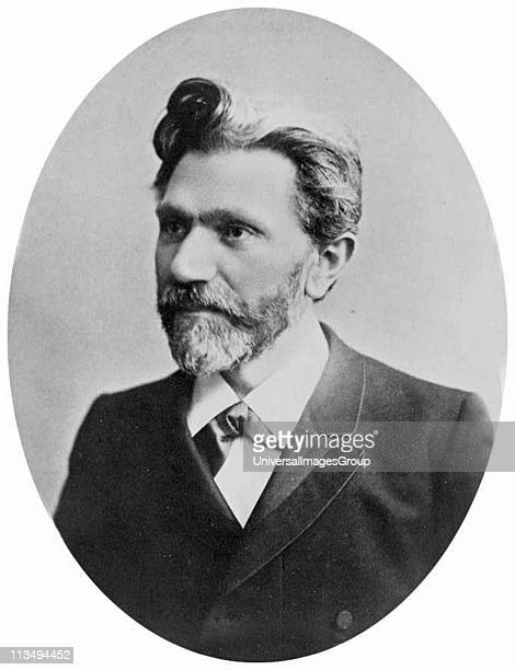 August Ferdinand Bebel German social democrat and a founder of the Social Democratic Party of Germany WHA