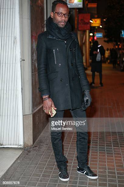 August is wearing a Zara coat Bershka scarf Springfield Pull Bear shoes Zara gloves Samsung mobile and a sheep leatherwork from Morocco on January 18...
