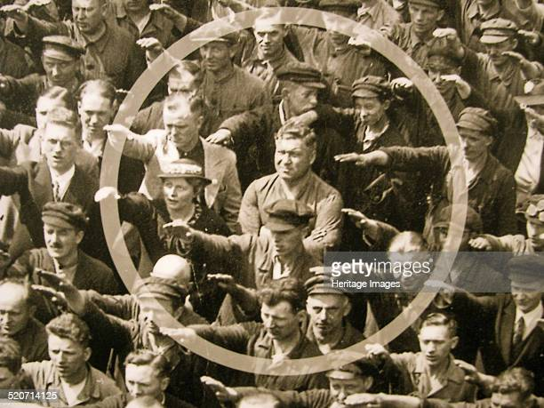 August Landmesser Private Collection