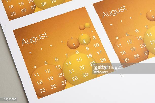 August...