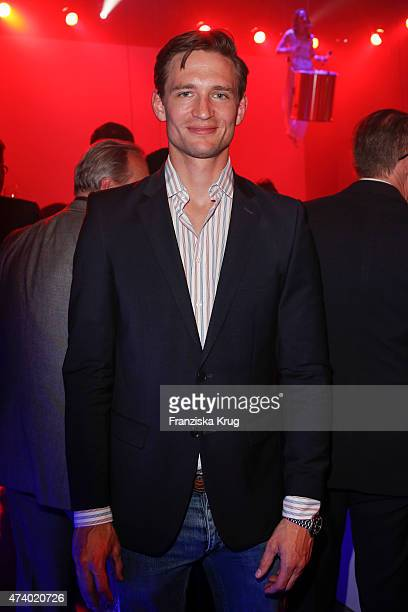 August SaynWittgensteinBerleburg attends the made inde Award 2015 on May 19 2015 in Berlin Germany