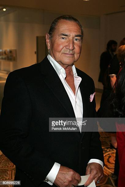 August Schellenberg attends Private Screening of HBO FILMS BURY MY HEART AT WOUNDED KNEE at Museum of Natural History on May 23 2007 in New York City