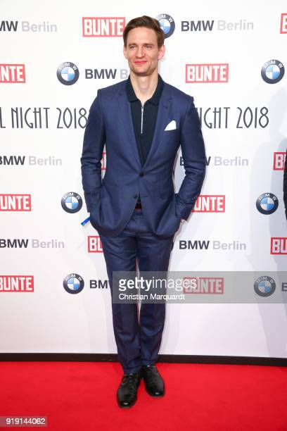 August von Wittgenstein attends the BUNTE BMW Festival Night on the occasion of the 68th Berlinale International Film Festival Berlin at Restaurant...