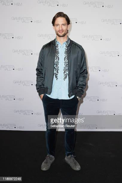 August Wittgenstein attends the exclusive dinner and exhibition of the Giambattista Valli x HM Collection at Elisabethkirche on November 06 2019 in...