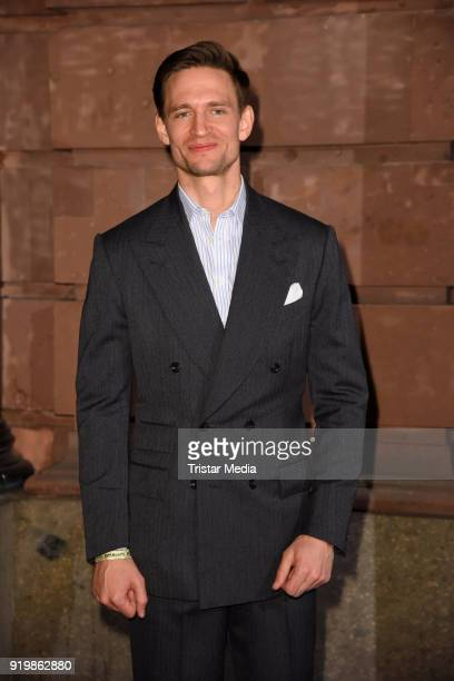 August Wittgenstein attends the PLACE TO B Party on February 17 2018 in Berlin Germany