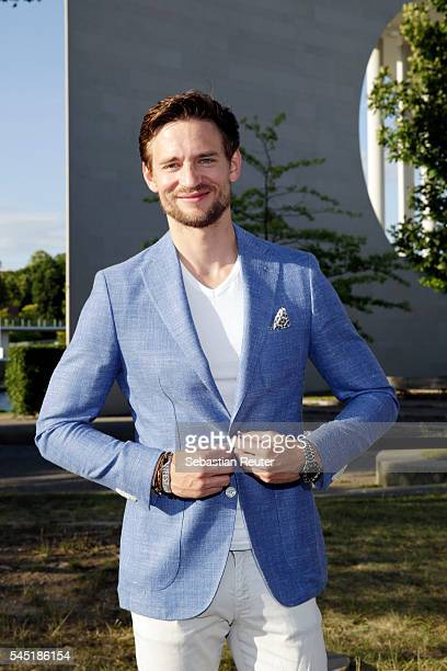 August Wittgenstein attends the summer party of Produzentenallianz on July 5 2016 in Berlin Germany