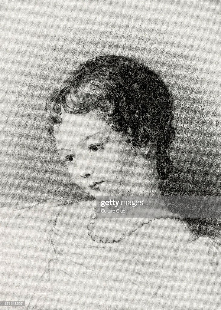 Augusta Ada Byron - daughter of the poet Lord Byron 1815-1852