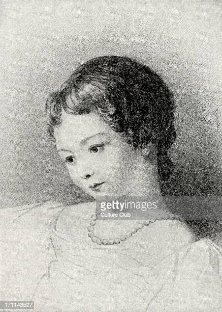 Augusta Ada Byron daughter of the poet Lord Byron 18151852