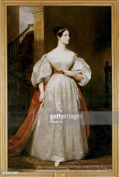Augusta Ada Countess Lovelace English mathematician and writer Daughter of Byron Friend of Charles Babbage Devised programme for his Analytical...