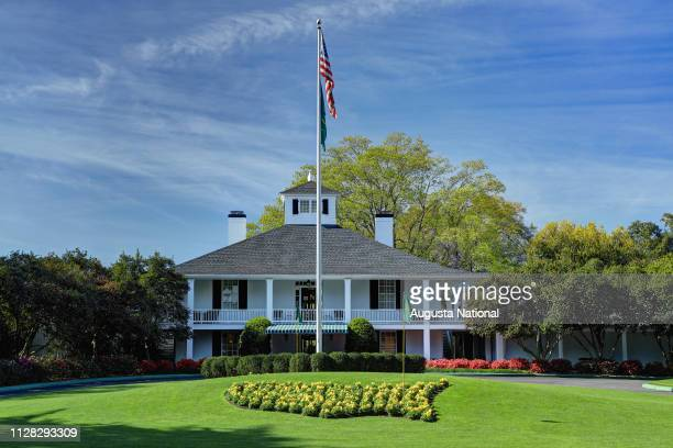 Augusta National Golf Club Clubhouse