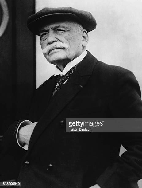 Auguste Escoffier the French Chef ca 1925