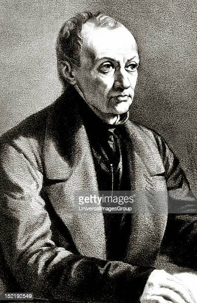 COMTE Auguste French philosopher and sociologist