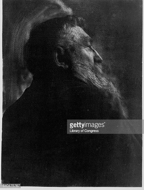 Auguste Rodin by Gertrude Kasebier