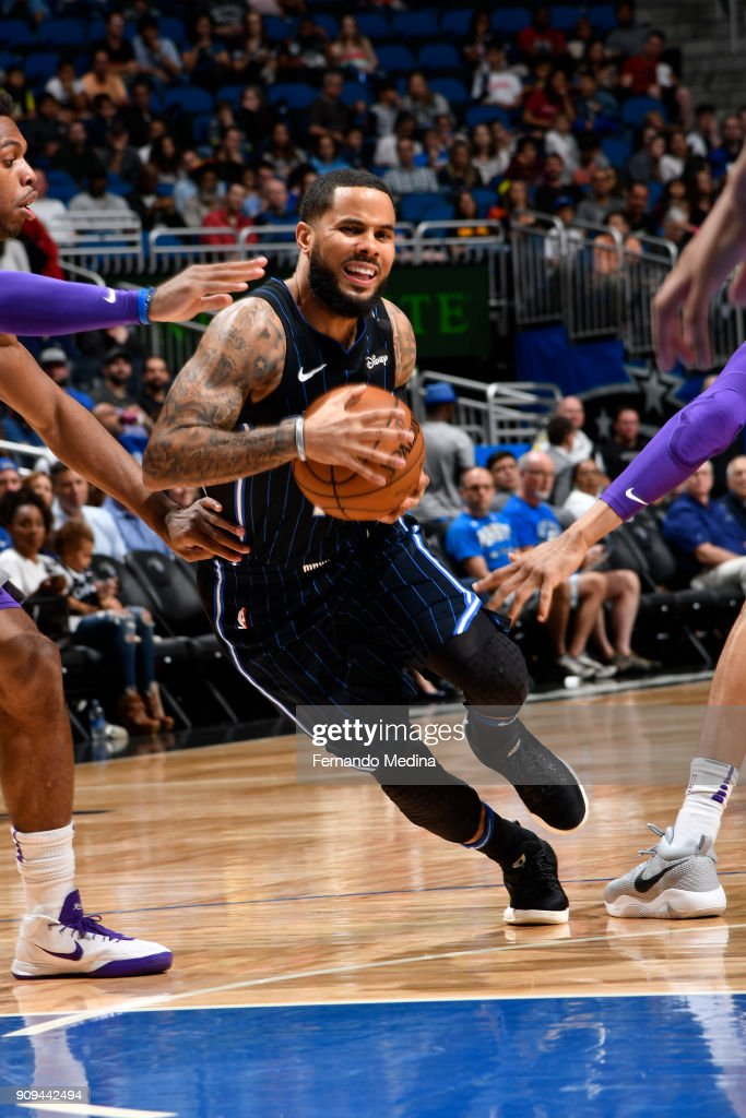 Sacramento Kings v Orlando Magic