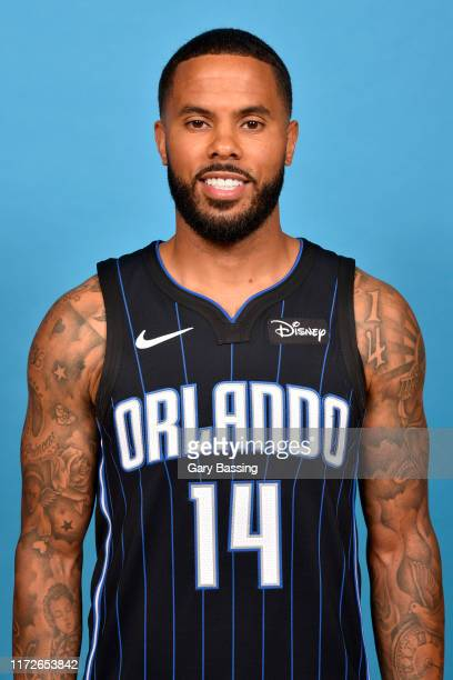 J Augustin of the Orlando Magic poses for a head shot during media day on September 30 2019 at the Amway Center in Orlando Florida NOTE TO USER User...