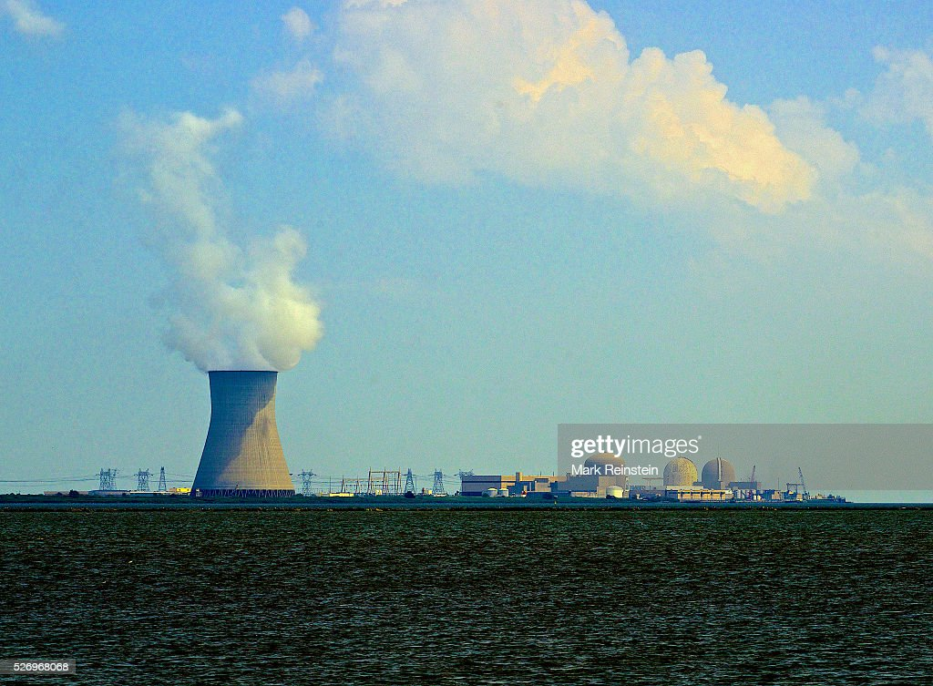 M Nuclear Plant Augustine Beach Delaware