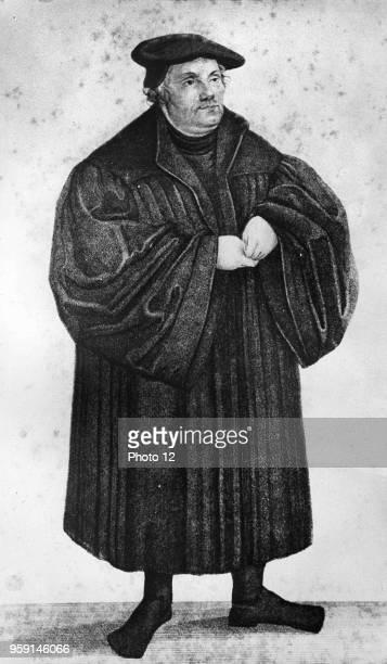 Augustine german friar theologist university professor vicar of protestantism