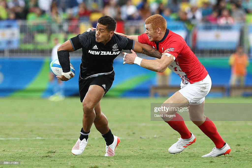 Rugby - Olympics: Day 5 : News Photo