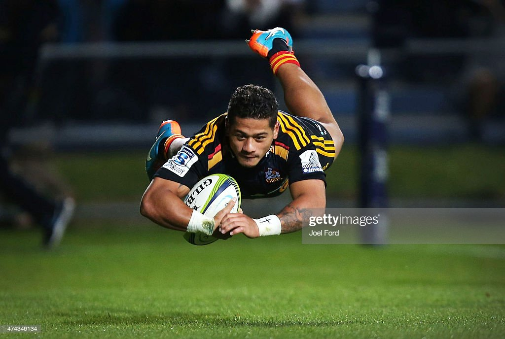 Super Rugby Rd 15 - Chiefs v Bulls