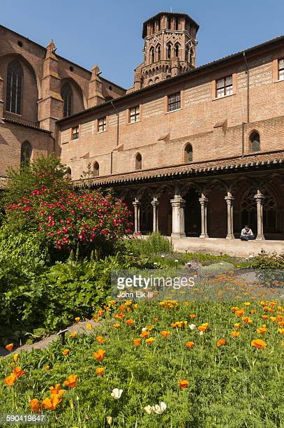 Augustinian Convent of Toulouse, cloister