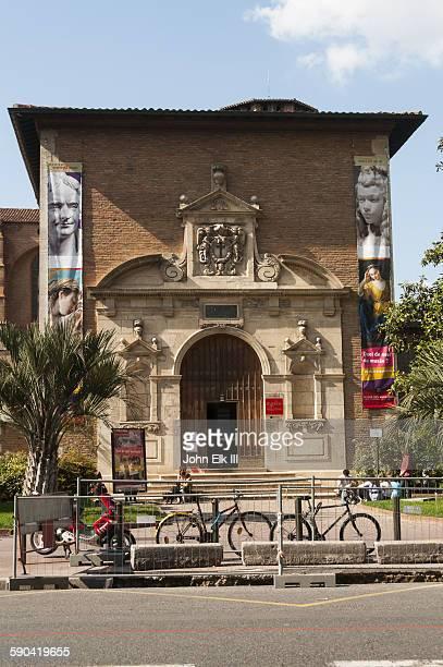 Augustins Museum, entry portal