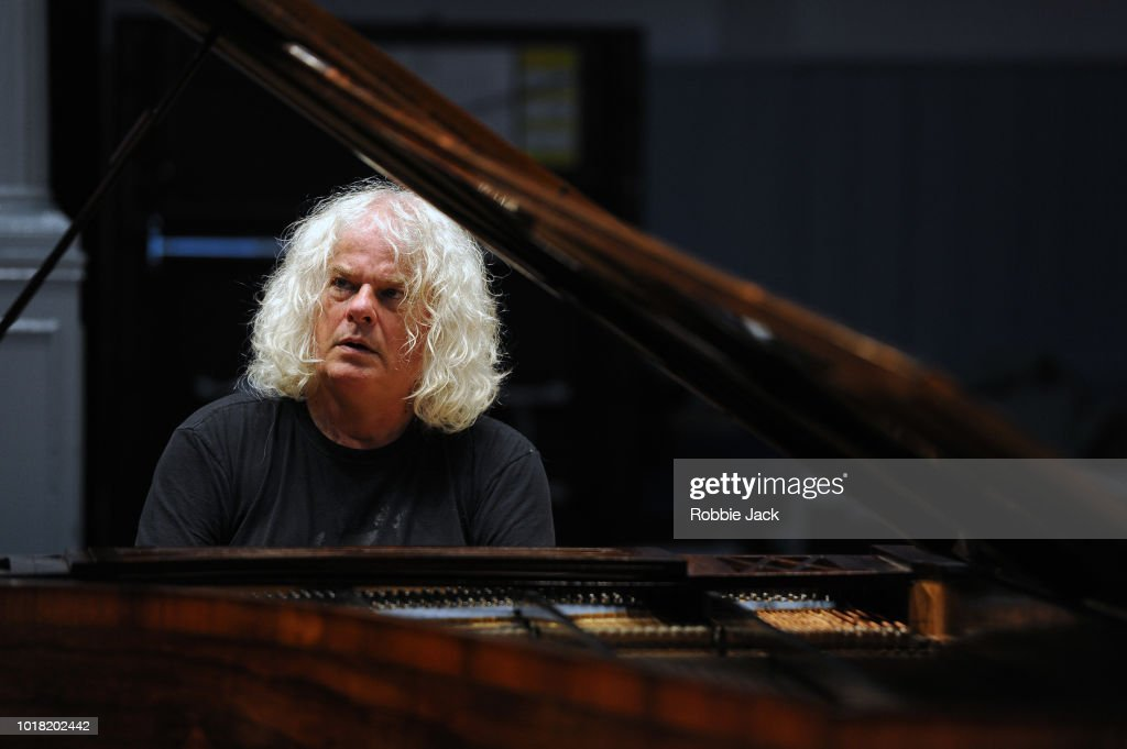 Ronald Brautigam performs at The Queens's Hall as part of the Edinburgh International Festival 2018 on August 12, 2018 in Edinburgh, Scotland.