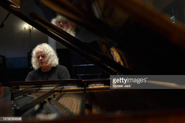 Ronald Brautigam performs at The Queens's Hall as part of the Edinburgh International Festival 2018 on August 12 2018 in Edinburgh Scotland