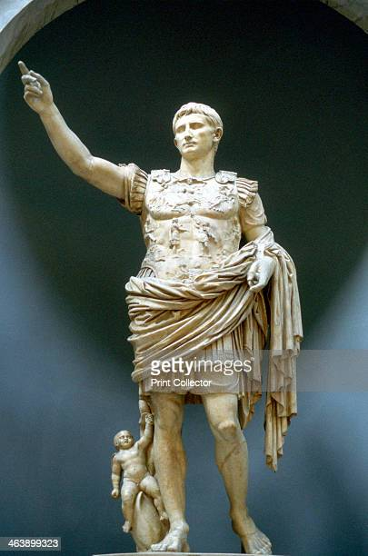 Augustus Caesar first Roman Emperor Gaius Julius Caesar Octavianus became one of a triumvirate of rulers after the death in 44 BC of Julius Caesar...