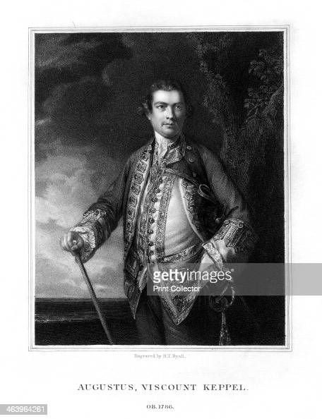 Augustus Keppel, 1st Viscount Keppel