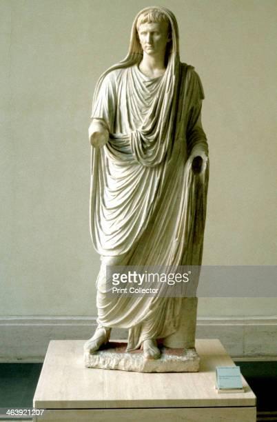 gaius octavius augustus first emperor of Founder of julio-claudian dynasty and first emperor of the roman empire (redirected from octavian) augustus gaius octavius thurinus.