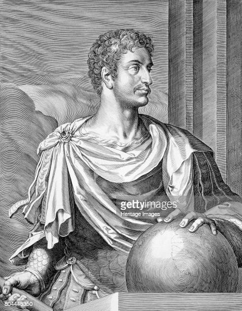 a biography and life work of augustus gaius julius caesar octavianus a roman emperor What this the relationship between julius caesar and his adopted heir augustus  caesar was the first true roman emperor julius caesar octavianus at.