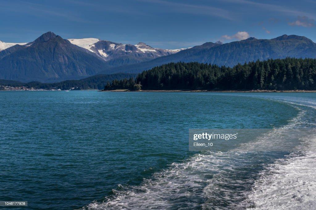 Auke Bay, Alaska : Stock Photo