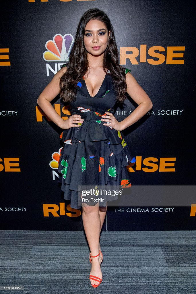 """Rise"" New York Premiere - Arrivals"