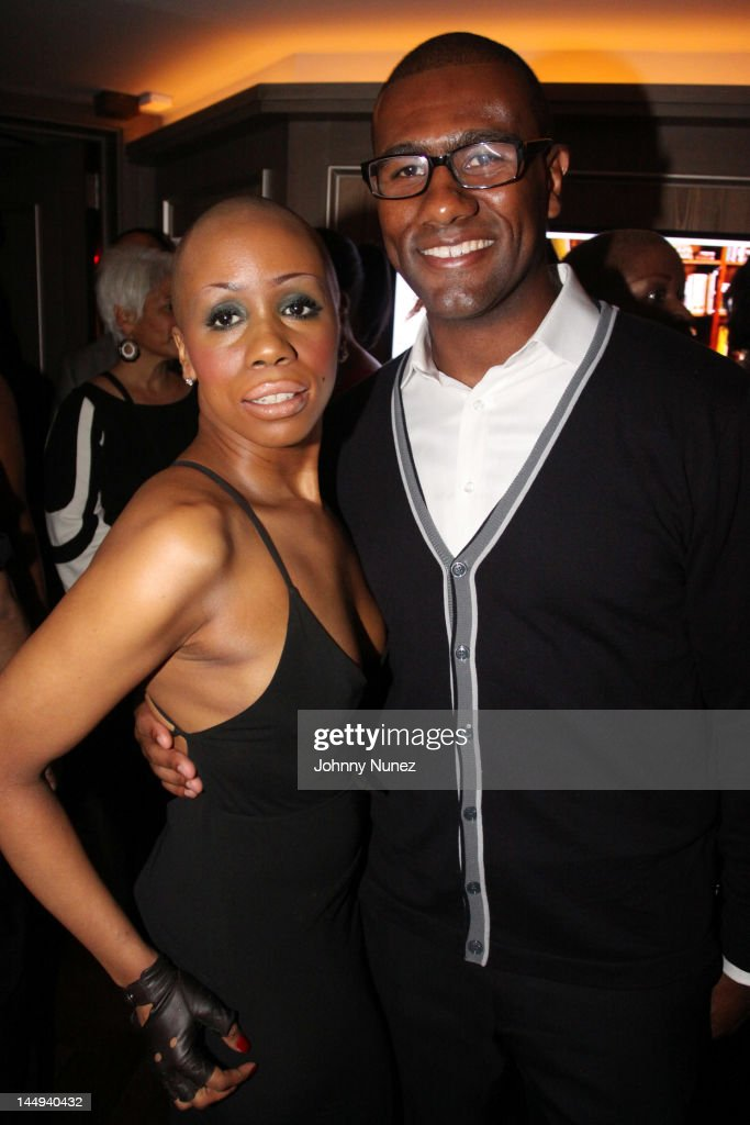 Aulston Taylor (R) Attends Pink Egg Shell Presents: The Top 20 African  American